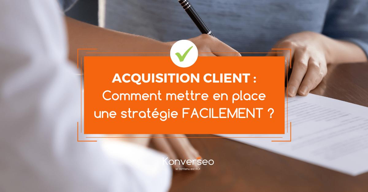 acquisition client