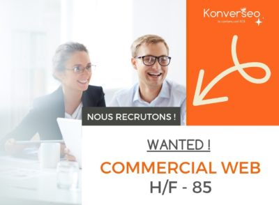 Recrutement force commerciale 85