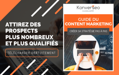 Guide content marketing gratuit free ebook