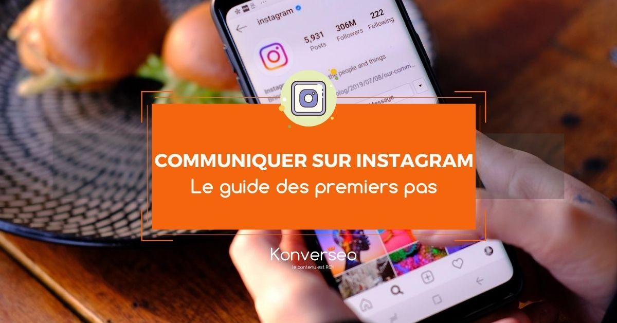 gestion de compte Instagram - Agence de communication 79, 85, 86, 17, 16, 37