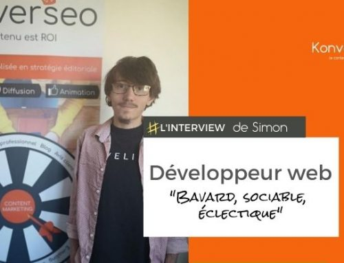 L'interview de Simon, développeur Full-Stack